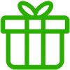 image graphic of a gift package