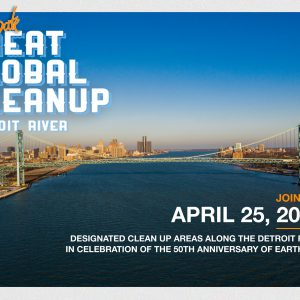 Great Global Cleanup Flyer