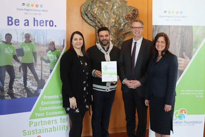 Windsor Eats Partner in Sustainability