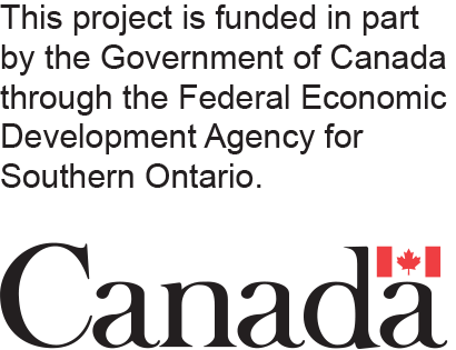 Government of Canada Funding declaration
